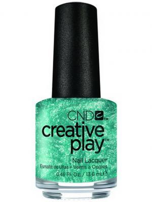 Лак для ногтей CND 91102 Creative Play # 431 (Sea The Light), 13,6 мл. Цвет: синий
