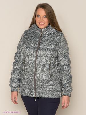 Куртка Modress. Цвет: серый