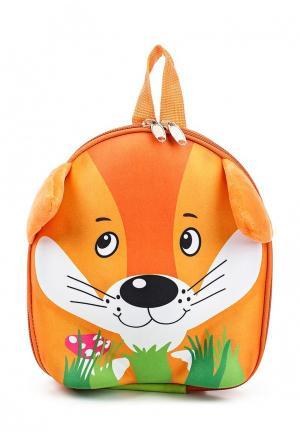 Рюкзак Kenka. Цвет: оранжевый