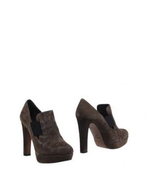 Ботинки BIBI LOU. Цвет: стальной серый