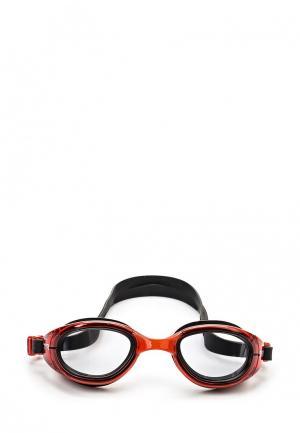 Очки для плавания TYR. Цвет: красный