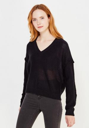 Пуловер Noisy May. Цвет: черный