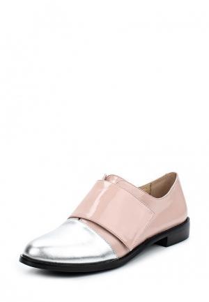 Ботинки Baden. Цвет: розовый
