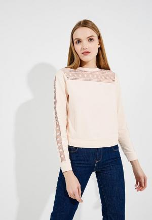 Свитшот Trussardi Jeans. Цвет: розовый