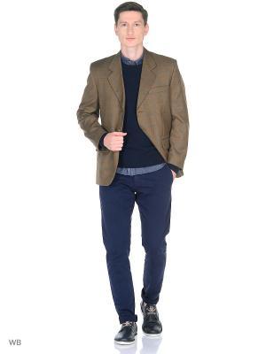 Пиджак MARK GORDON. Цвет: светло-коричневый