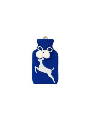 Грелка Blue Deer Kawaii Factory. Цвет: синий, белый