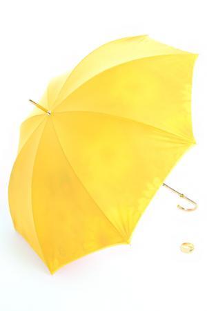 Зонт Pasotti. Цвет: желтый