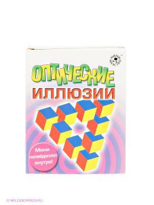 Набор Оптические иллюзии Мини-маэстро. Цвет: желтый, зеленый, фиолетовый
