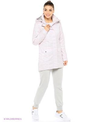Куртка Stayer. Цвет: бежевый, оранжевый, розовый, голубой