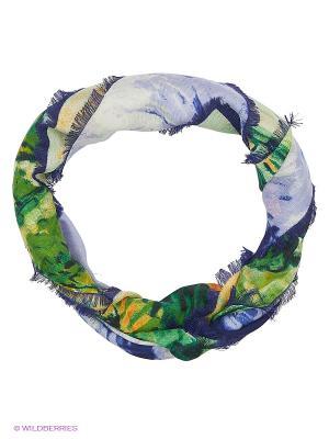 Платки женские Piero. Цвет: синий