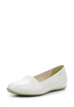 Туфли DLITE Ecco. Цвет: белый