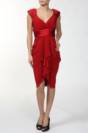 Платье Catherine Malandrino. Цвет: красный