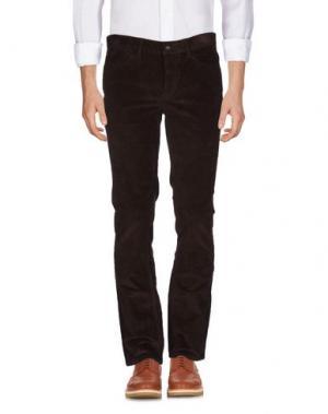 Повседневные брюки KR3W. Цвет: темно-коричневый