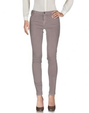 Повседневные брюки TRAMAROSSA. Цвет: светло-коричневый