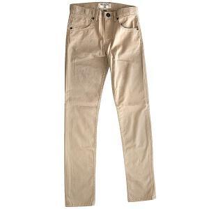 Штаны узкие детские  Harris Color Khaki Billabong. Цвет: бежевый