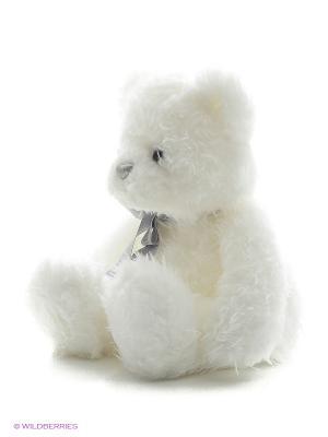 Игрушка мягкая (Perry Bear, 40,5 см). Gund. Цвет: белый