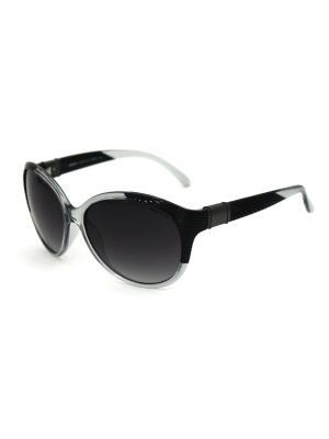 Cолнцезащитные очки Exenza. Цвет: черный, белый