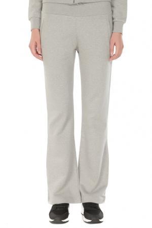 Расклешённые брюки с карманами Just Cavalli. Цвет: 262, grigio mel chiaro