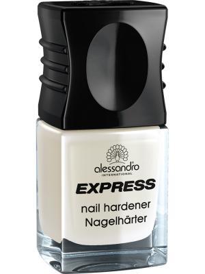 Экспресс-гель для укрепления ногтей, EXPRESS NAIL HARDENER alessandro. Цвет: молочный