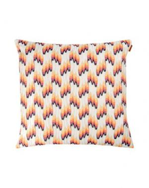 Подушка MISSONI HOME. Цвет: оранжевый