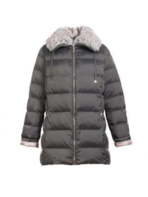 Куртка HAGENSON. Цвет: оливковый