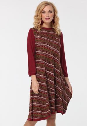 Платье Kata Binska. Цвет: разноцветный