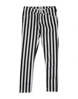 Повседневные брюки ILLUDIA. Цвет: белый