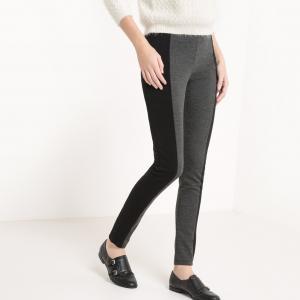 Леггинсы TYLER LEG B.YOUNG. Цвет: темно-серый меланж