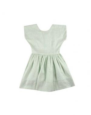 Платье MORLEY. Цвет: светло-зеленый