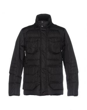 Куртка HISTORIC RESEARCH. Цвет: черный