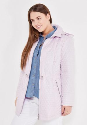Куртка утепленная Wega. Цвет: розовый