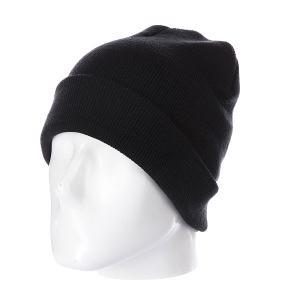 Шапка носок  Basic Style Black TrueSpin. Цвет: черный