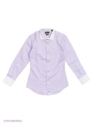 Рубашка Orby. Цвет: сиреневый