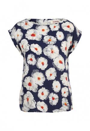 Блуза Louche. Цвет: разноцветный