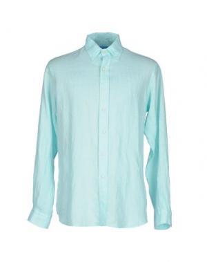 Pубашка BLUEMINT. Цвет: бирюзовый