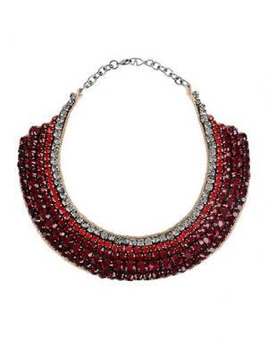 Ожерелье VALENTINO GARAVANI. Цвет: красный