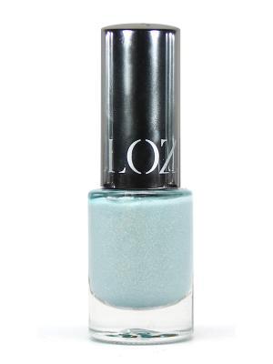 Лак для ногтей Glamour ИЛЛОЗУР. Цвет: голубой
