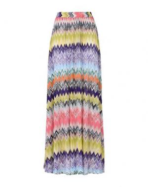 Пляжное платье MISSONI MARE. Цвет: небесно-голубой