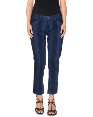 Джинсовые брюки LAURENCE DOLIGÉ. Цвет: синий