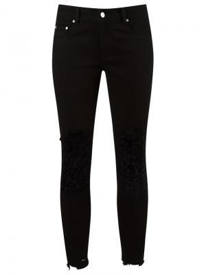 Skinny jeans Amapô. Цвет: чёрный