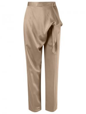 Gelo trousers Uma | Raquel Davidowicz. Цвет: телесный