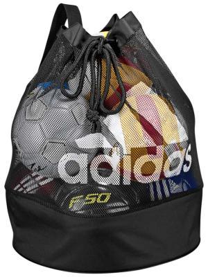 Сумка для мячей Adidas. Цвет: черный (осн.)