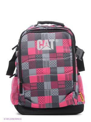 Рюкзак Caterpillar Объём 24л. Цвет: розовый
