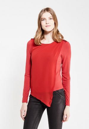 Блуза Met. Цвет: красный