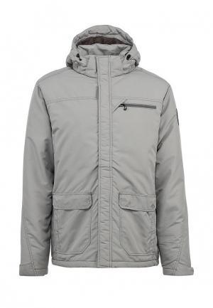 Куртка утепленная Umbro. Цвет: серый
