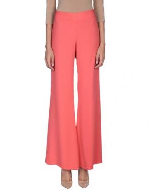 Повседневные брюки PAZ TORRAS. Цвет: коралловый