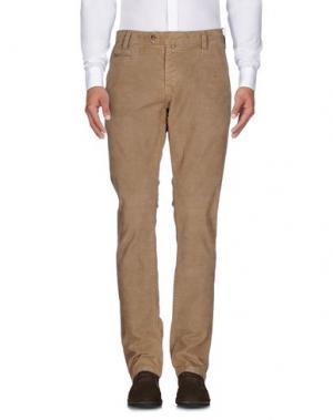Повседневные брюки AT.P.CO. Цвет: бежевый