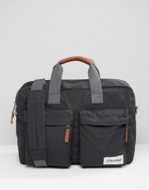 Eastpak Черная сумка для ноутбука Tomec. Цвет: черный