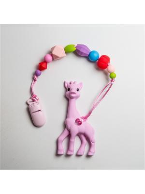 Игрушки-подвески Краски лета. Цвет: фиолетовый