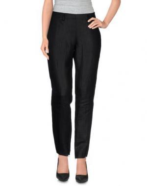 Повседневные брюки PEACHOO+KREJBERG. Цвет: черный